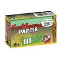 Kärbsepaber Twister rullis 4tk/pakis