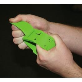 Märkelint plast roheline
