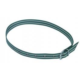 Märke-kaelarihm 120cm roheline/valge