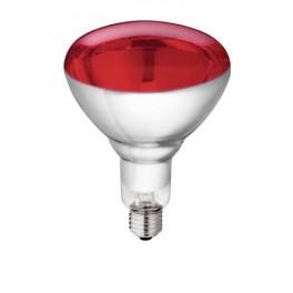 Soojenduslamp Philips 150W punane