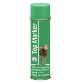Märke spray 500ml lammastele roheline