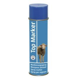 Märke spray 500ml lammastele sinine
