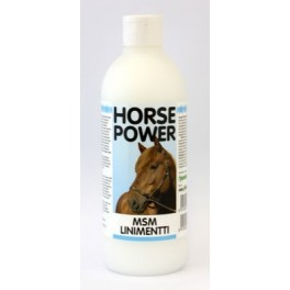 Liniment Horse Power MSM eukalüpt 1000ML