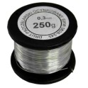 Traat tsingitud 0,4mm 250g