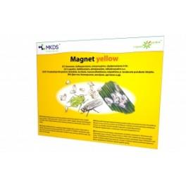 Liimpüünis Magnet Yellow