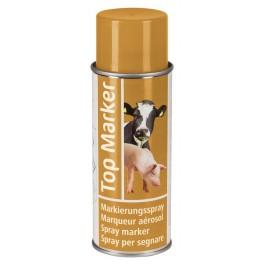 Märkevarv Spray TopMarker oranz aerosool 500ml