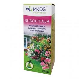 Floristi komplekt BURGUNDIJA 225 g