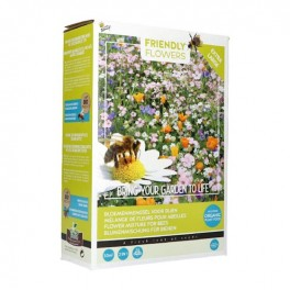 Lilleseemnesegu 'Attractive for Bees' 50m2 1,88k
