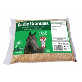 Küüslaugu graanulid hobustele 3kg